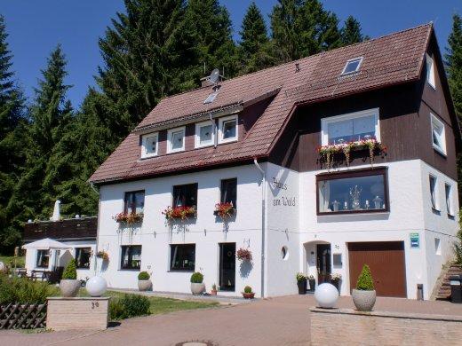 "Pension ""Haus am Wald"""