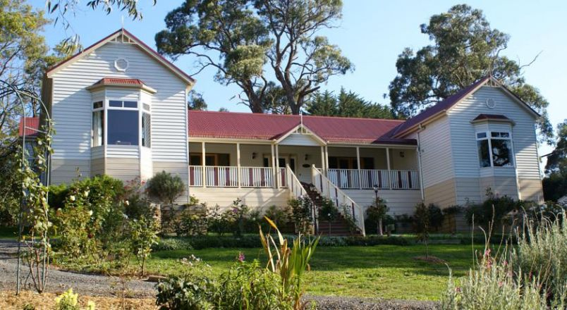 Annabelle Of Healesville Bed And Breakfast