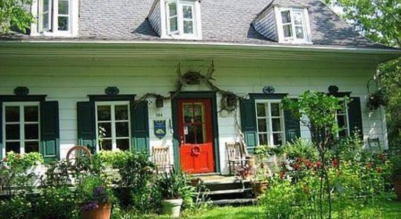 Maison Et Jardin Monarde